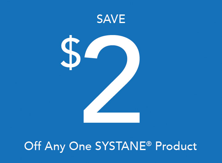 Save $3 On Any One SYSTANE® Product